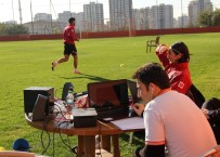 OKSIJEN - Adanaspor'a Laktat Testi
