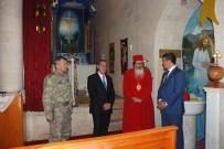NOEL BAYRAMI - Adıyaman Protokolü Süryanilerin Noeli'ni Kutladı