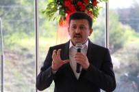 SADıK TUNÇ - AK Parti Genel Başkan Yardımcısı Hamza Dağ Yaşlılarla Buluştu
