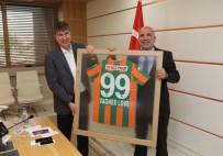 YAZ MEVSİMİ - Alanyaspor'un Yeni Tesis Projesi Hazırlanıyor