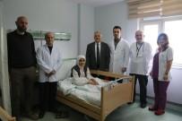 UĞUR ARSLAN - Ameliyatsız Kalp Kapakları Değiştirildi