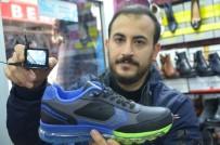 UZAKTAN KUMANDA - Asker Ve Polisler İçin Elektroşoklu Ayakkabı Tasarladı