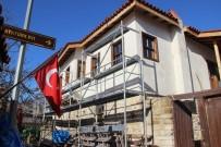 İSMAİL KAŞDEMİR - Atatürk'ün Evi Restore Çalışmaları Sürüyor
