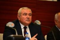 KONUT FİYATLARI - ATSO Başkanı Çetin Açıklaması 'Yılbaşı Dini Bir Konu Değildir'