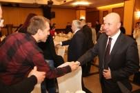 BENNUR KARABURUN - Başkan Çolakbayrakdar Çölyaklılar İle Bir Araya Geldi