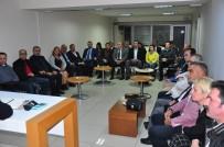 ALİ GÜVEN - Başkan Kocaoğlu'ndan İl Kongresi Öncesi CHP İzmir'de Toplantı