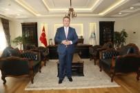TALAS BELEDIYESI - Başkan Palancıoğlu 2017 Yılını Değerlendirdi