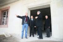 NEVŞEHİR BELEDİYESİ - Başkan Saraçoğlu, Nevşehir Külliyesi'ni İnceledi, Bir Benzeri De Kütahya'ya Yapılacak