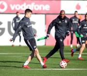 NEVZAT DEMİR - Beşiktaş'ta Osmanlıspor Maçı Hazırlıkları Sürüyor