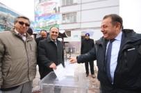 YUSUF ÖZDEMIR - Beyşehir'de Anket Çalışması