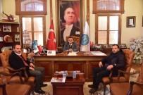 SELIM YAĞCı - Bilecikspor Kulübü Başkanı Dilek'ten Başkan Yağcı'ya Ziyaret
