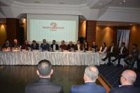 İSMAİL YILMAZ - Bordo Bereliler Afrin Filmi Tanıtıldı