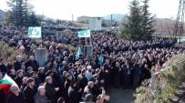 TÜRKLER - Bulgaristan Türkleri Şehitlerini Andı