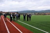 OSMAN GÜRÜN - Büyükşehir'den Ula'ya FİFA Standartlarında Spor Tesisi