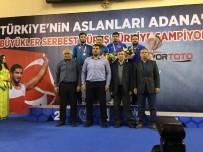 KAĞıTSPOR - Büyükşehirli Akkoyun Türkiye 3.'Sü Oldu
