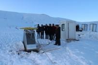 AYRANCıLAR - Çaldıran Kayak Merkezine Kavuştu