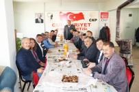 CHP Boğazlıyan İlçe Teşkilatı 2019 Seçimlerine Hazırlanıyor