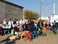 ÜCRETSİZ İLAÇ - Diyarbakır'ın Kırsal Mahallelerinde Sağlık Taraması