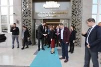 HİDAYET TÜRKOĞLU - Fatma Şahin Hidayet Türkoğlu'nu Ağırladı