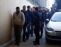 POLİS AKADEMİSİ - FETÖ'nün Askeri Mahrem Yapılanmasından 23 Kişi Adliyeye Sevk Edildi