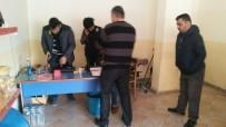 GAZIANTEP EMNIYET MÜDÜRLÜĞÜ - Gaziantep'te Kaçak Bahis Operasyonu