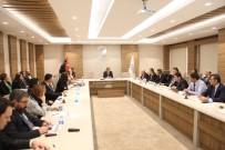 ENERJİ SANTRALİ - Gaziantep'te Sürdürülebilir Enerji İçin Eylem Planı Hazırlanıyor