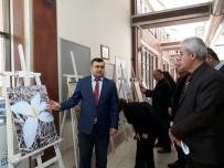 FOTOĞRAF SERGİSİ - Harran Üniversitesinde Endemik Bitkileri Fotoğraf Sergisi Açıldı