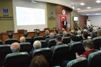 MEHMET ÖZHASEKI - İMO'dan Kentsel Dönüşüm Çalıştayı
