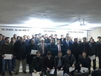 SAFFET SANCAKLı - İslami İlimler Akademisini Bitirenlere Sertifikaları Verildi