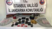 FAILI MEÇHUL - İstanbul'da 'Azılı' Hırsızlık Çetesi Çökertildi