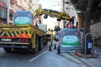 ÇÖP KONTEYNERİ - İzmit Belediyesi'nden İlçenin 50 Noktasına Yeni Çöp Konteyneri
