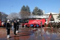 MURAT GIRGIN - Kaman İlçesinde Atatürk'ün Gelişinin 98. Yıl Dönümü Töreni Düzenlendi