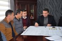 PAZAR ESNAFI - Kapalı Pazarda Esnafın Yerleşim Planları Hazırlanıyor