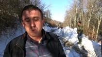 DUMANLı  - Karda Mahsur Kalan 80 Küçükbaş Hayvan Kurtarıldı