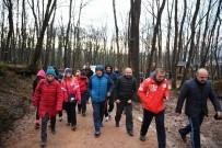 DOĞAL YAŞAM PARKI - Kartepe'de Yabani Hayat İçerişinde Yürüyüş Keyfi