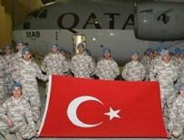 ASKERİ OPERASYON - Türk askeri Katar'da