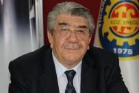 ÖZCAN ULUPINAR - Kdz. Ereğli TSO Başkanı Tetiker Dualarla Uğurlandı