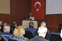 YÖRÜKLER - Mersin'de 'Kütüphane Söyleşi Günleri' Sona Erdi