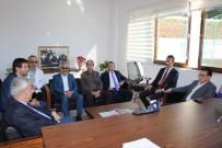 ATAY USLU - Milletvekili Uslu Açıklaması 'Batı Antalya'ya Üniversite Yakışır'