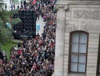 MASLAK - Milli Saraylar'ı 1 milyon 100 bin kişi gezdi