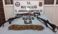 ERENTEPE - Muş'ta Silah Kaçakçılığı