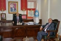 Niğde Belediye Başkan Özkan'dan Rektör Kar'a Ziyaret