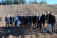 KARAKÖPRÜ - Nihat Çiftçi AK Parti Teşkilatıyla Birlikte Ağaç Dikti