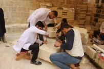 HARRAN ÜNIVERSITESI - Osmanlı Mimarisi Taşlara İşleniyor