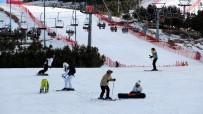 KADAYıF - Palandöken Kayak Merkezi Yılbaşına Hazır