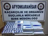 Polis 2 Araçta 550 Paket Gümrük Kaçağı Sigara Yakaladı
