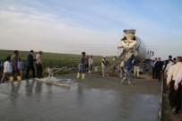 KARAKÖPRÜ - Şanlıurfa Kırsalına 1 Yılda Bin 700 Kilometre Asfalt Serimi Yapıldı