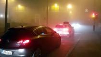 UÇAK SEFERİ - Saraybosna'da Hava Kirliliği