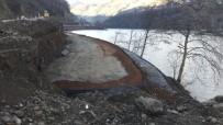 Sera Gölü'nde Tepkilere Neden Olan Beton Duvarın Yıkılmasının Ardından Yeni Proje İle İlgili Çalışmalara Başlandı