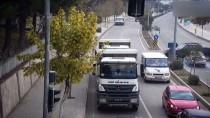 Siirt'te Trafik Kazaları MOBESE'ye Takıldı
